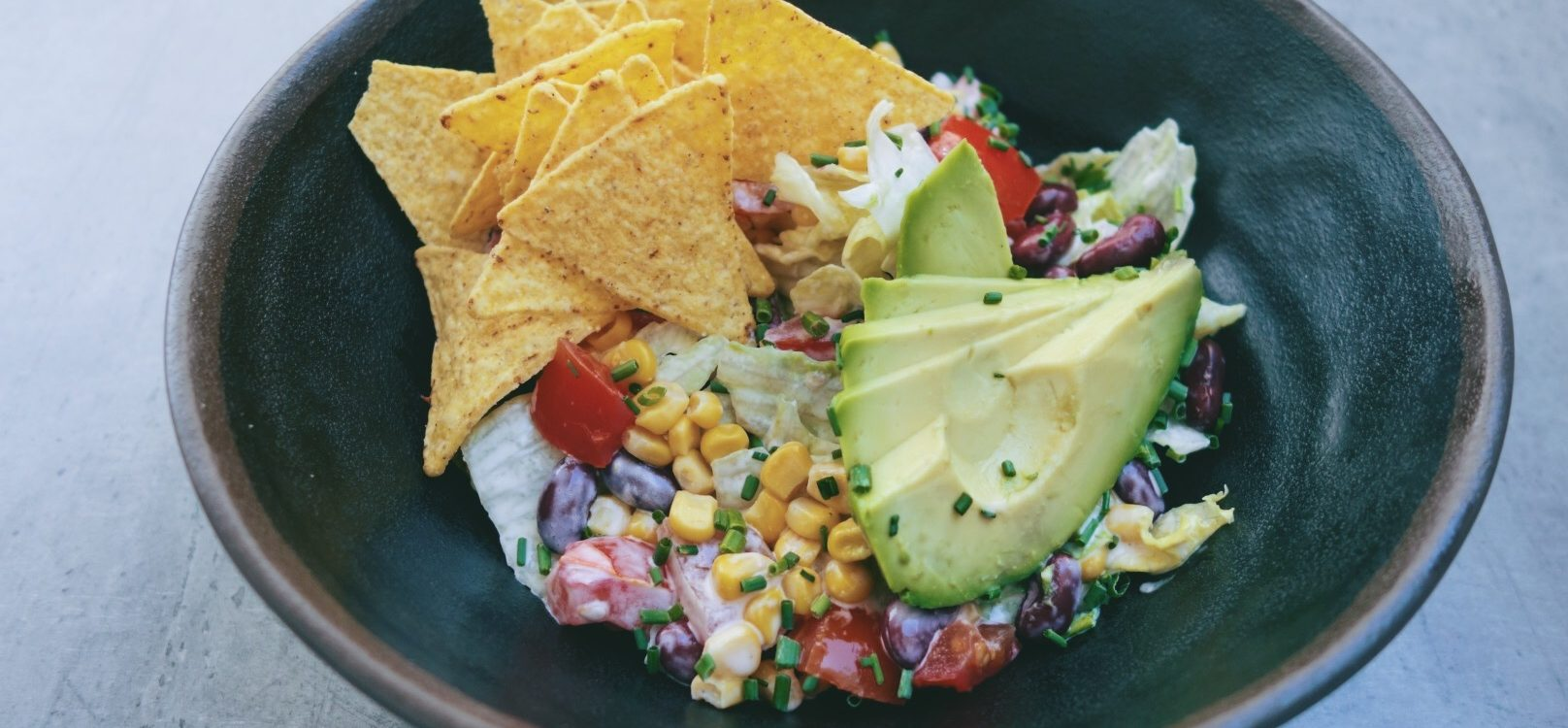 Mexican Taco Salad | grilled Chicken