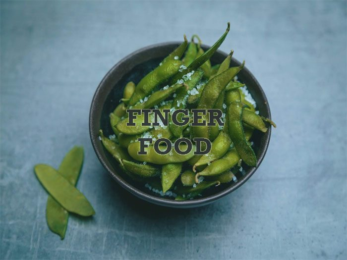 Fingerfood website cover photos